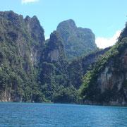 Lac de Kao Sok