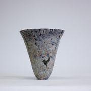 甕(Kame)/2013/W25×D25×H30㎝/釉薬(glaze)