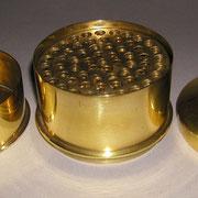 Goud en zilverweging