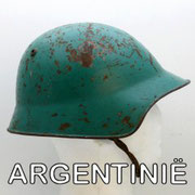 Legerhelmen Argentinië