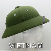Legerhelmen Vietnam