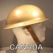 Legerhelmen Canada