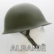 Legerhelmen Albanië