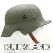 Legerhelmen Duitsland
