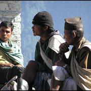 In Nepal ticken die Uhren langsamer.