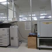 印刷機・コピー機