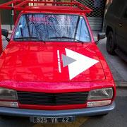 personalisation sur véhicule