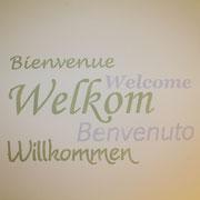 Herzlich Willkommen!