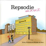 'Repsodie van A tot Z', tekst Nicky Huisman, Uitgeverij Repsodie