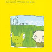 'Ben ik het die ik zie?', dichtbundel van Bas Rompa, Uitgeverij Divers