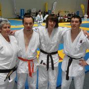 Natacha,Sébastien, Simon et Yann