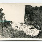 ref.S107 le jeuner sur l'herbe