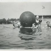 ref.S84 - 6x8,5cm - agfa brovira-  circa 1930 - 5/5