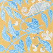 Muster2, Öl a. Leinwand, 120 x 40 cm