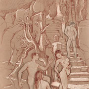 Skizze 8 Jungbrunnen 120 x 60 cm