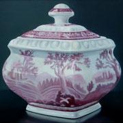 Zuckerdose 3, Ölfarbe a. LW, 60 x 80 cm