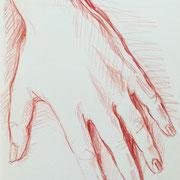 Hand 7, 18 x 20 cm