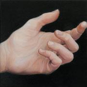 A nice Dream, Ölfarbe auf LW,  20 x 20 cm
