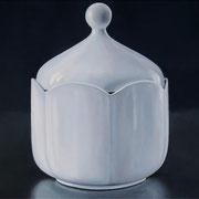 Zuckerdose 12, Ölfarbe a. LW, 60 x 80 cm