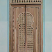 andalusische Tür 3, Öl a. Leiwand, 70 x 100 cm