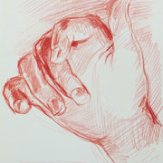 Hand 6, 18 x 20 cm