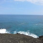 ❀ 太平洋を臨んで 【フラ(踊り手、唄もしくは詠唱、唄や詠唱を唄うこと・・・)】 神々や先祖への祈りを捧げるときに謡われたチャントという詠歌にリズムや踊りを加え、自然への感謝、希望、愛などを言葉と体で表現します。 ハワイでは、海・山・太陽などの自然のものから、人々の生活、そして踊りにいたるまですべての物事に神が存在とするとされていました。それらの神々を崇め讃え、儀式を行い、祈りの際に踊りが捧げられたのだそうです。