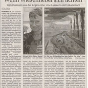 """Die Kröte"" von Luise Horwath"