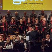 Kirchenchor Osburg - Chorleiter Georg Böse