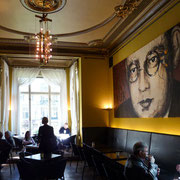 Berlin | Café im Literaturhaus