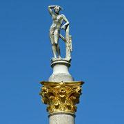 Potsdam | Säule im Park von Sanssouci