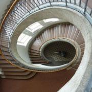 Weimar | Bauhaus-Universität | Treppenhaus