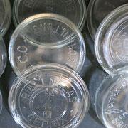 Gerresheimer Glas | Deckel von Einmachgläsern