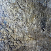 Burg Regenstein | Ritzungen in Fels