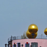 Magdeburg | Grüne Zitadelle | Hundertwasser