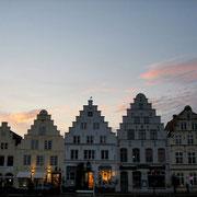 Friedrichstadt | Giebelhäuser