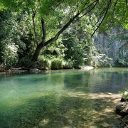 Provence | Correns | Flüsschen Argens