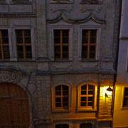 Quedlinburg | Palais Salfeldt bei Nacht