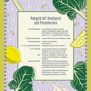 Rezeptblatt | Vektor-Illustrationen