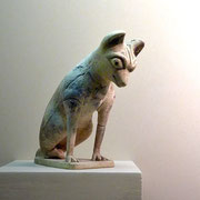 Seebruck | Römermuseum Bedaium | kleiner Hund | Spielzeug aus Kindergrab