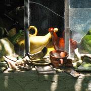 Drôme | Cliousclat | Keramikwerkstatt