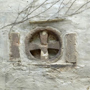 Memleben | Klosterkirche 10. Jh. | Mauereinlass