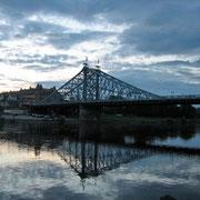 "Dresden | Brücke ""Blaues Wunder"""
