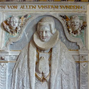Arendsee | Kloster St. Marien | Epitaph