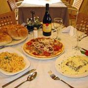 Pizza i pastes italianes