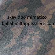 skay nera antiscivolo tipo mimetico per selle moto-scooter-maxiscooter. By ballabioiltappezziere.com
