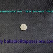 skay nera antiscivolo tipofinta traforata  per selle moto-scooter-maxiscooter. By ballabioiltappezziere.com