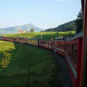 zwischen Appenzell ...