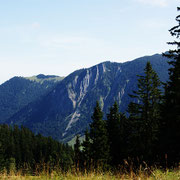 Schöne Aussicht ins Spitzingsee-Tal
