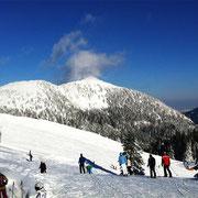 Ein Paradies für Ski- und Snowboard-Fahrer