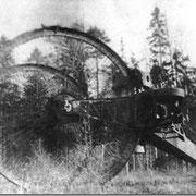 Легендарный  царь-танк, 1914 год